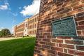 Tipton, Iowa, High School, Tipton Union School, Monument, consolidated, education,