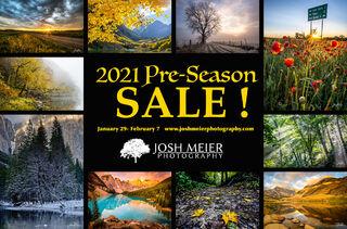 2021 Pre-Season Sale