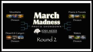 March Madness Round 2 Match-ups