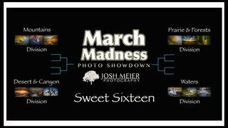 March Madness Sweet 16 Matchups