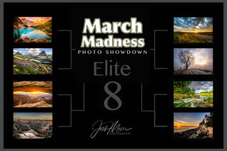 March Madness Elite 8 Matchups
