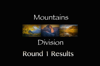Mountain Division- Round 1 Results