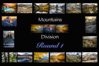 Mountains Division- Round 1
