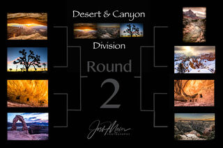 Desert & Canyons Division- Round 2