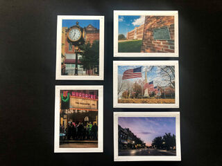 Limited Time Special: 5 Pack Note Cards- Tipton #1