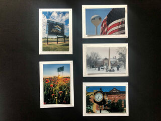 Limited Time Special: 5 Pack Note Cards- Tipton #2