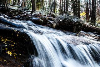 stream, High Uintas Wilderness, Wasatch National Forest, Utah