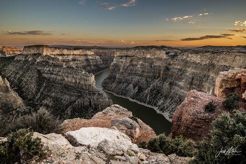 Canyons & Desert