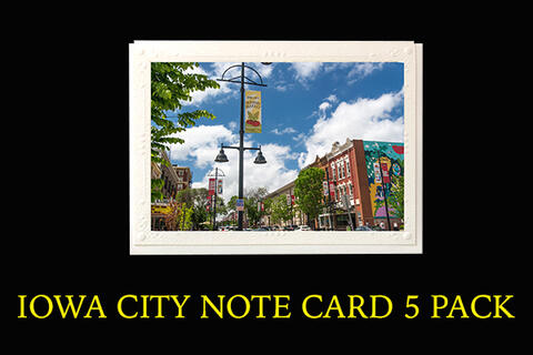 Iowa City 5 Pack