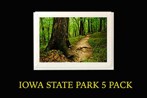 Iowa State Park 5 Pack