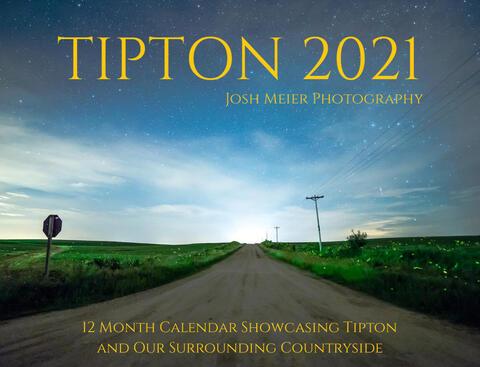 2021 Tipton Calendar