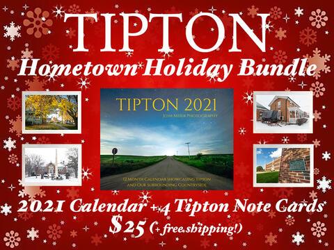 2021 Tipton Hometown Holiday Bundle
