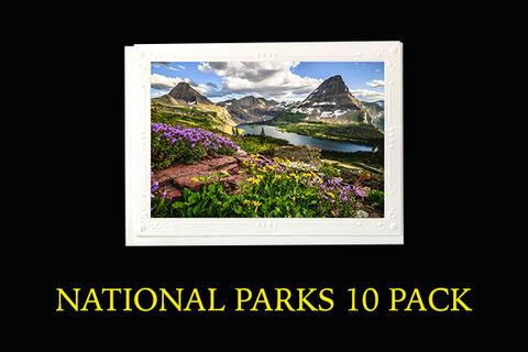 National Parks 10 Pack