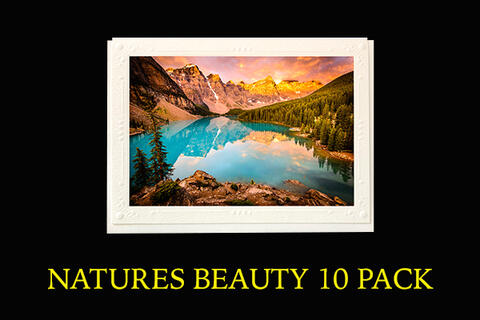 Nature's Beauty 10 Pack