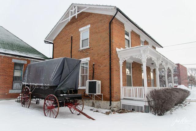 Old Cedar County Jailhouse