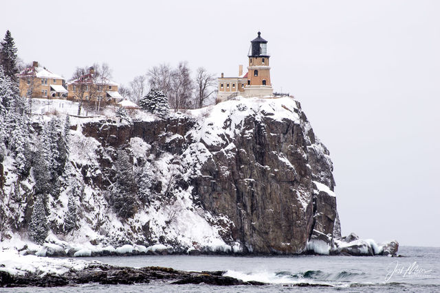 Split Rock, Lighthouse, State Park, Minnesota, Lake Superior,