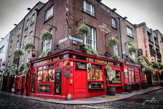 Dublin, Ireland, Temple Bar, pub