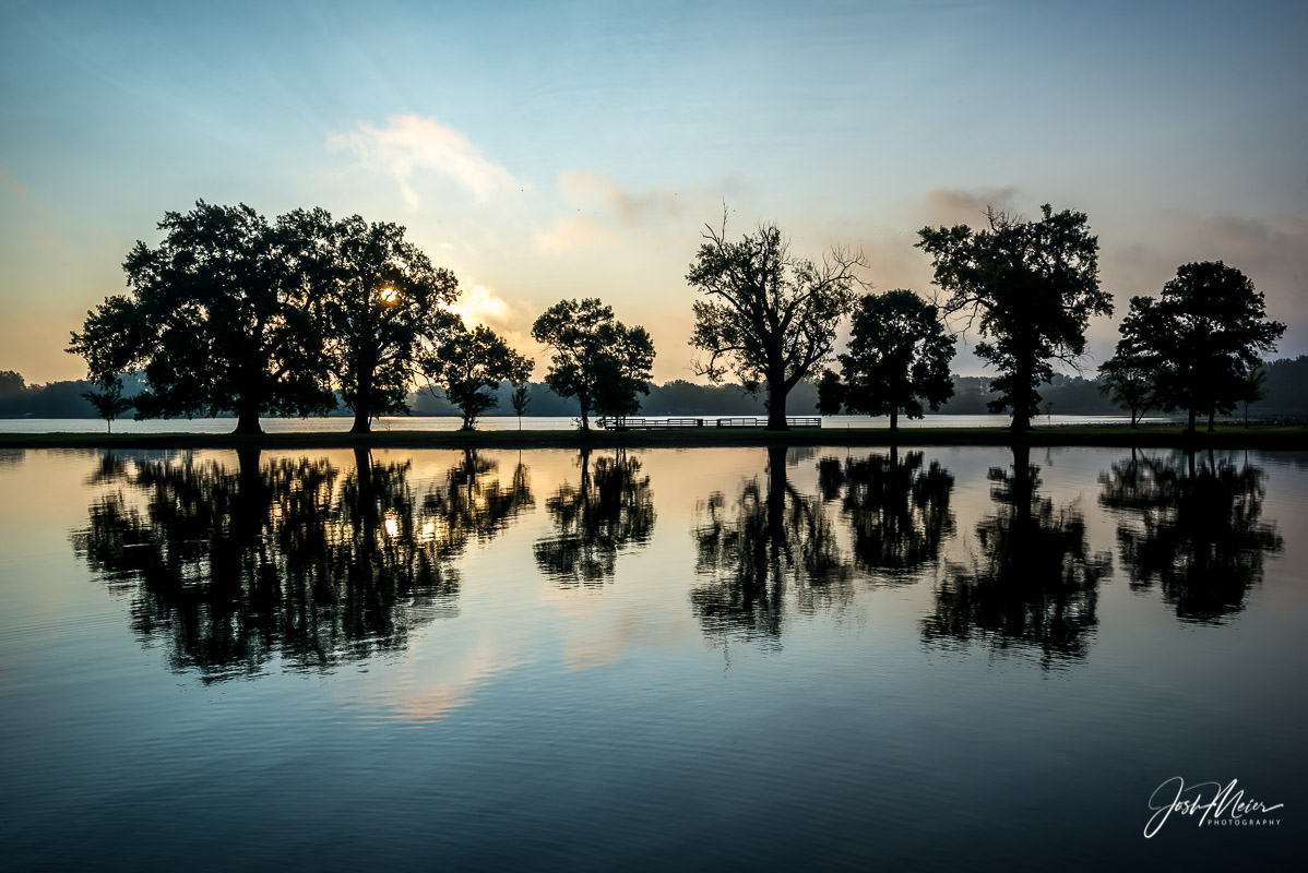 Lak Manawa State Park, Iowa