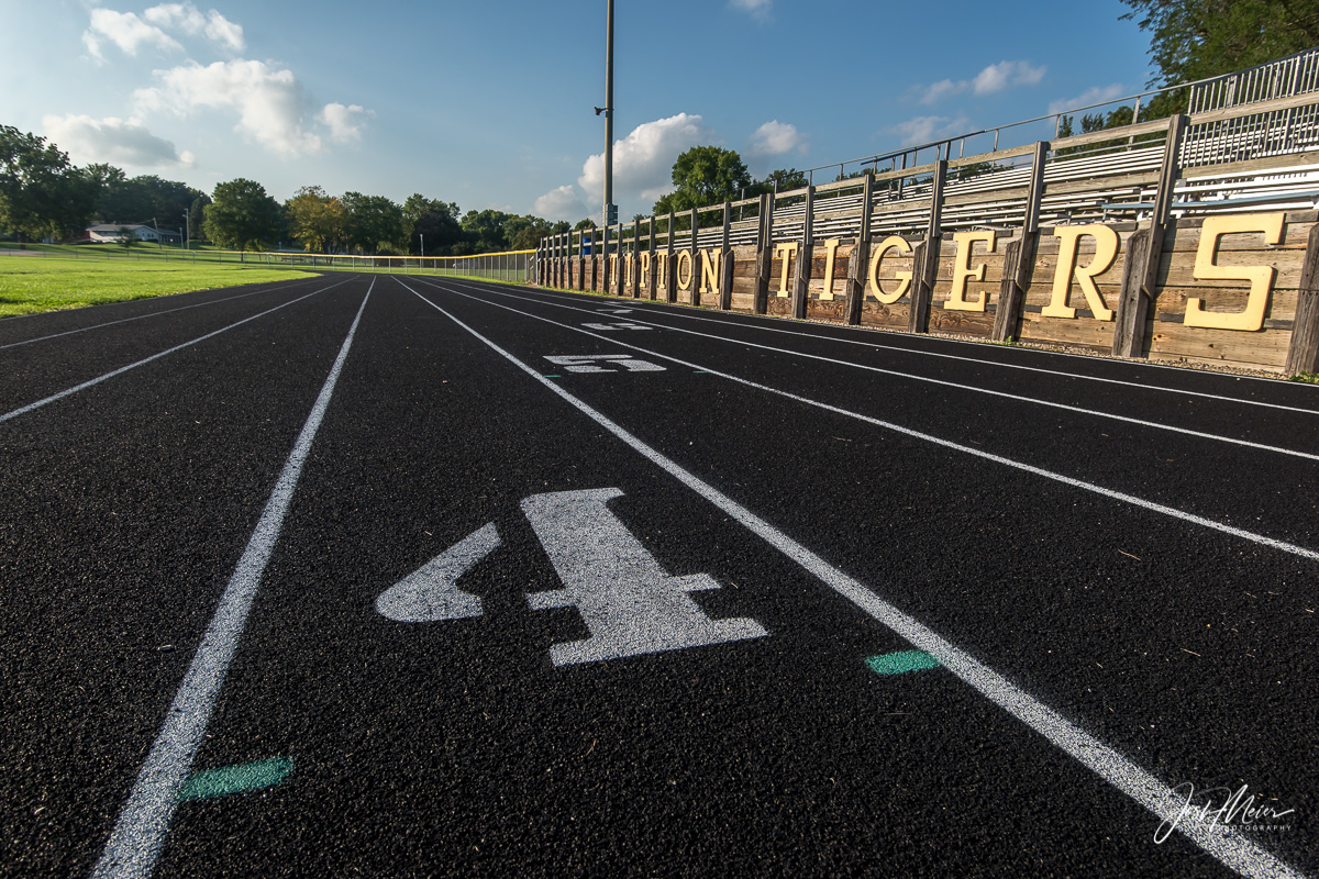 Tipton, Iowa, track, cross country, runner, high school, Tigers, , photo