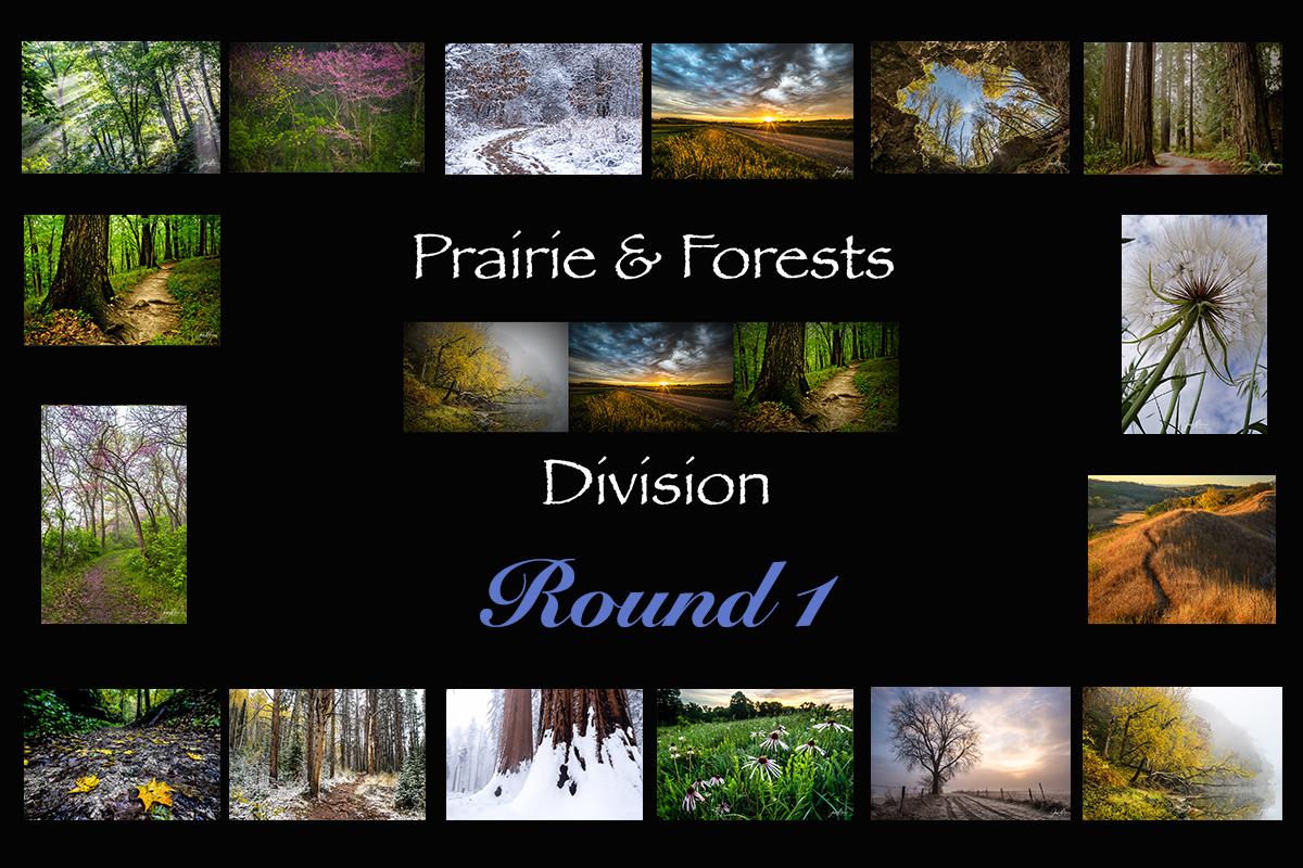 Prairie & Forests Round 1
